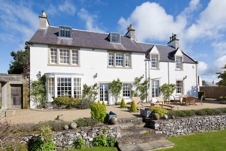 Bowden House Bed and Breakfast, Melrose (2) - Scottish Borders - Bed & Breakfast