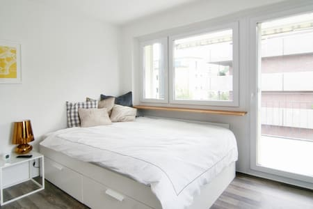 Business Apartment. Fully furnished - Winterthur - Huoneisto