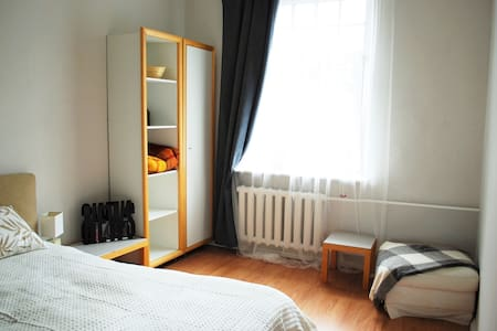 Cozy apartment, 7min to Old Town - Riga - Wohnung