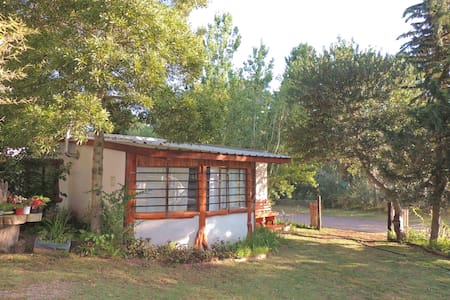ACACIA CABAÑA ECOLOGICA - Villa Gesell - Chalet