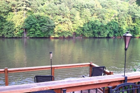 Beautiful waterfront home - Saugerties - House