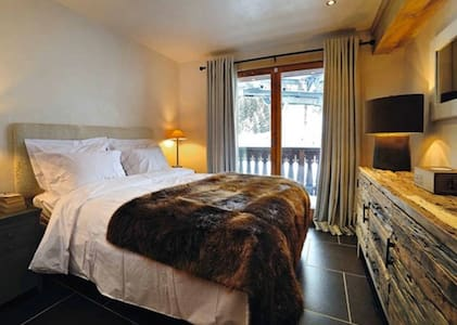 Luxury Chalet for 11 People - Chalet