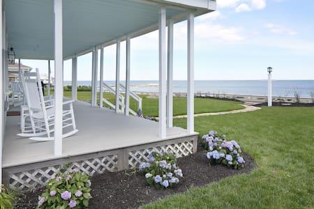 Panoramic Oceanfront 4 Bdrm 2 Baths - Marshfield - Casa