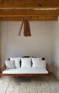 Habitacion Ovalada en casa de campo - Casa