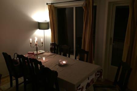 Stor og fin leilighet/6 soverom - Apartment