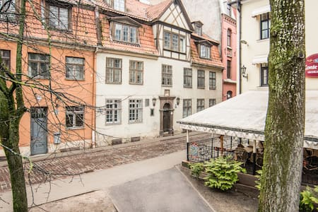 Great location apartment, Old Town - Riga - Appartement