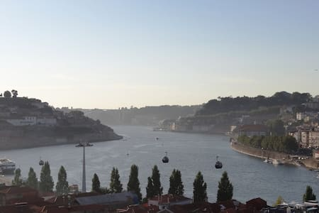 Over Douro, Porto by your feet