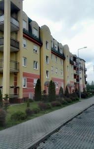 Przytulne z dostępem do parkingu - Wolsztyn - Flat