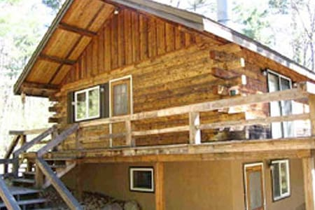 Scenic Point Retreat Log cabin - Cabana