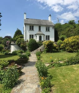 Charming Cottage Nr Porthmadog - Huis