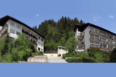 Ferienwohnung-Apartment Seeboden - Lakás