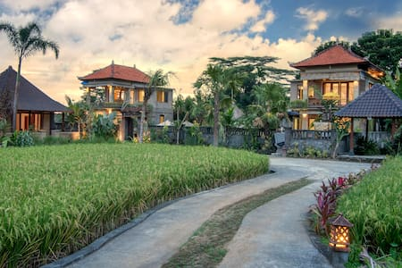 #5 NEW 1BR Cottage w/Ricefield view - Tegallalang - Villa