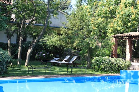 Stupenda villa con piscina - Santa Venerina - Villa