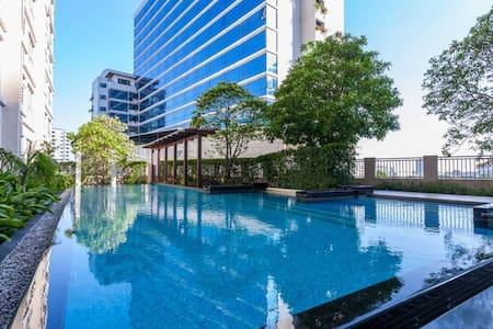 Great Apartment PhromPong WiFi Pool - Bangkok - Apartment