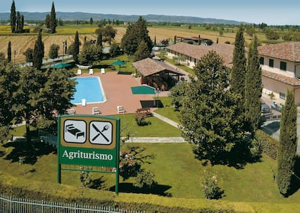 B&B Assisi with swimming pool&farm