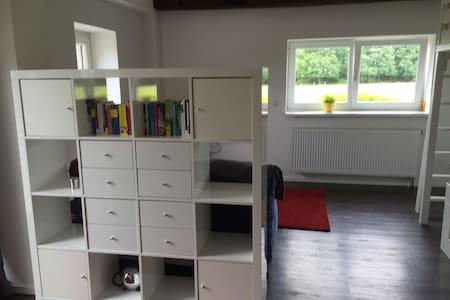 Wunderschönes Apartment mitten im Tecklenburger Land - Mettingen - Apartment