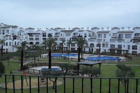 Luxury Apartment at La Torre Golf Resort, Murcia - Roldán - Appartement