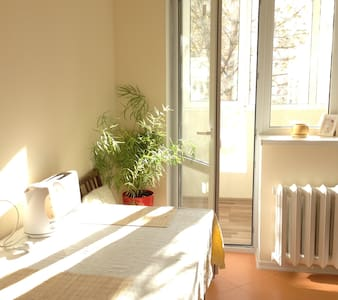 Nice and simple room for you :) - Appartement