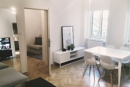 Newly furnished, walking distance to center! - Lakás