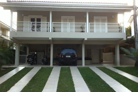 Quarto em Alphaville - Santana de Parnaíba - House
