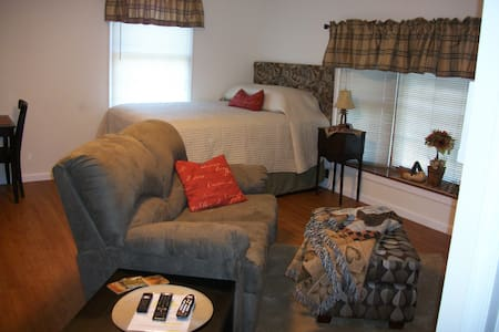 Studio Apartment in Elkton, MD - Apartamento