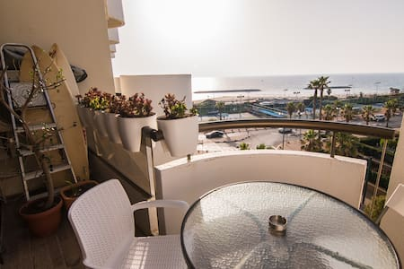 Beach view luxurious duplex in Herzlia Pituach - Wohnung