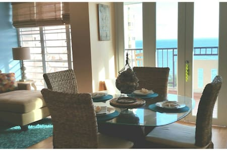 MAGICAL OCEAN FRONT VIEW CONDO!! - Flat
