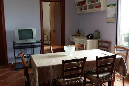 Casa vacanza in un antico casale vicino al mare - Wohnung