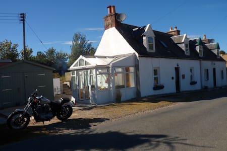 Souter's Cottage Templeford - Corse - Hus