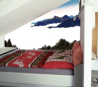 Wellness Studio Apart. in the Alps - Apartment