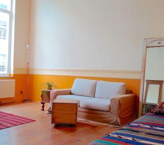 Appartement meublé, bien situé. - Lakás