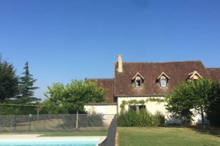 Bed&breakfast /english/porteSologne - Maison