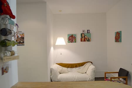 Comfortably spacious in Gracia area - Barcelona - Apartment