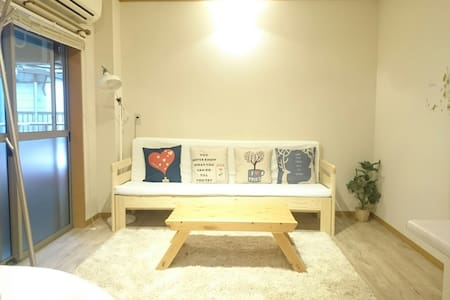 Osaka/Umeda 2min by train! 3ppl!mWiFi! - Apartment