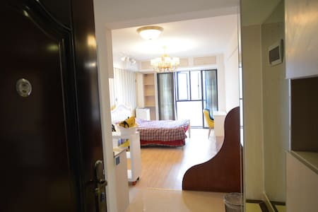 交通方便近市中心安全豪华大气温馨一整套大公寓 - Lägenhet