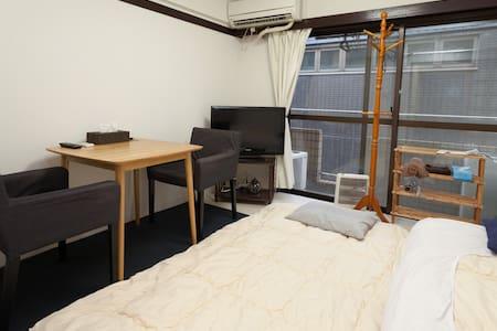 5 min to Shinjuku(KRT203) - Shinjuku-ku - Apartment