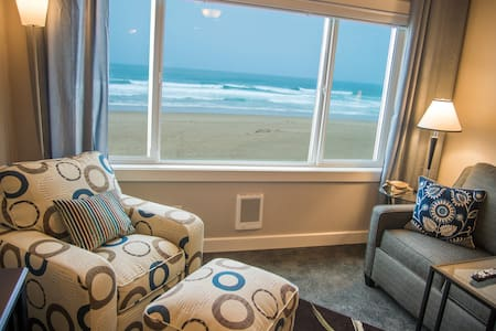 SandSational - Oceanfront Studio - Lincoln City