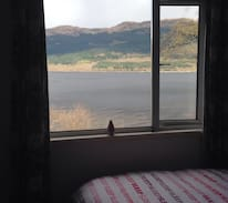 Picture of Single room with a fab view