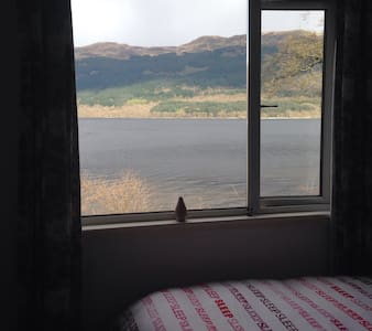 Single room with a fab view - Bed & Breakfast