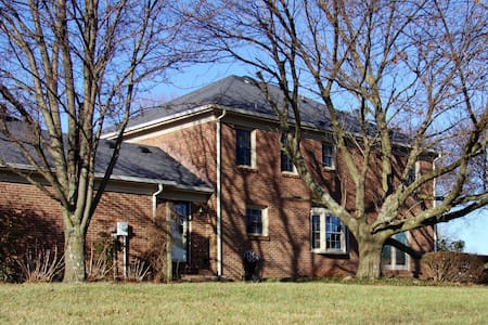 Charming Country Home close to the KY Horse Park - Hus