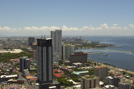 Magnificent View On Manila Bay - Appartement