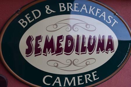 Semediluna - Fossano - Sant'Albano Stura - Bed & Breakfast