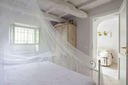 Delizioso appartamento con giardino - Wohnung