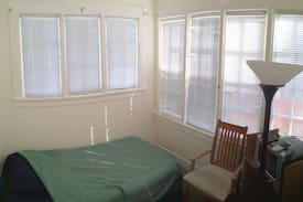 Picture of private bedroom #2  downtown San Jose