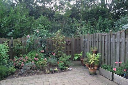 Apartment/garden near Utrecht - Társasház