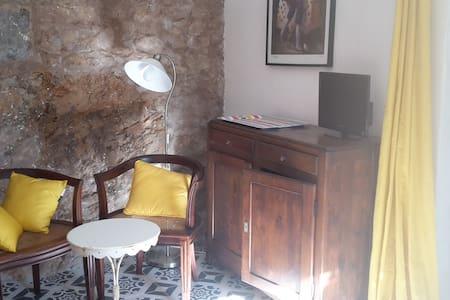 Caraussane :  caractère, verdure en coeur de ville - Sète - House