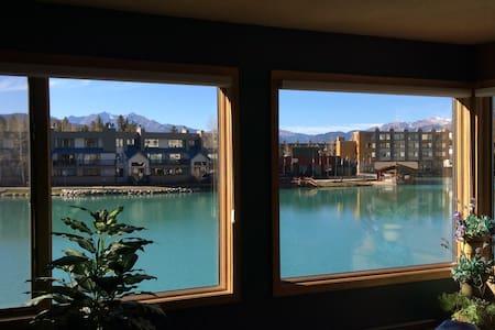 Spacious condo with awesome views - Keystone