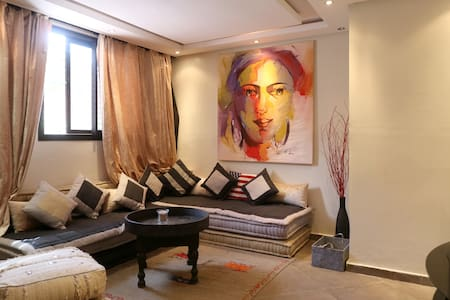 APPARTEMENT DUPLEX ABWAB - Marrakesh - Appartement