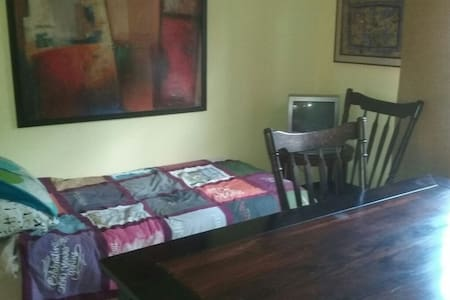 15 minutes to NYC shared apartment