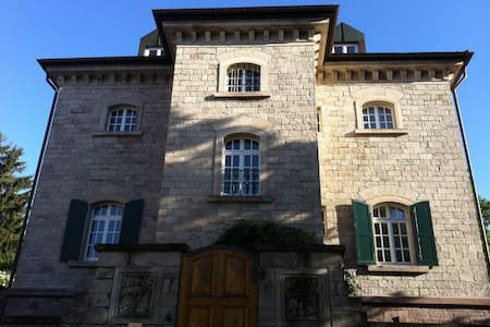 Ferienwohnung im Chateau Prison - Pis